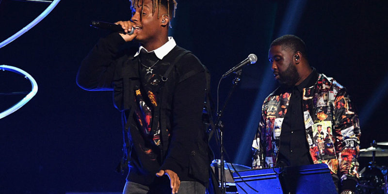 Juice Wrld's 'Death Race for Love' Album Debuts at No  1 on